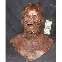 CSI ROTTEN CHEWED SILICONE HEAD WITH EXPOSED SKULL KEEPER QUALITY GORE!
