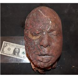 SEVERED BLOODY CORPSE VICTIM HEAD FOAM 1