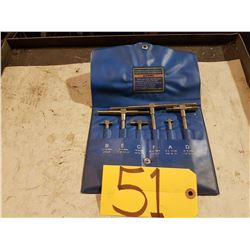 Telescoping Gage Set