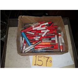 Box of assorted Reamer
