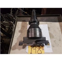 Parlec C50-25SM4 Boring Head  on CAT-50