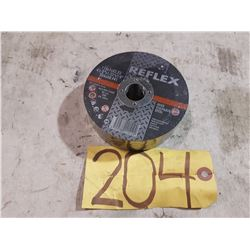 "Reflex Cutting Disc 4""1/2x1/25x7/8"""