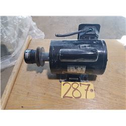 Electric Motor 1/2hp 115/230