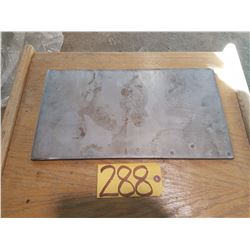 Stainless Plate
