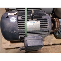 Leeson 15hp Electric Motor 575v