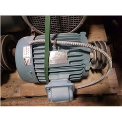 Westinghouse 5hp Electric Motor 575v