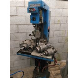 "Universal Automatic Taping Machine with 5 head 0-1""1/4"