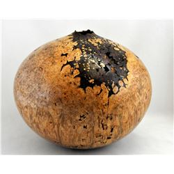 Maple Burl Hollow Form, 2017 | Mike Jackofsky, California