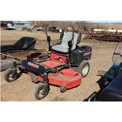 Gravely Zero Turn Mower, ZT 60HD 24HP