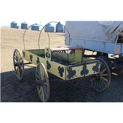 Yellow Chuckwagon
