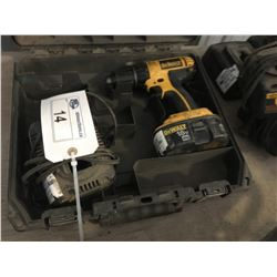 DEWALT DC D760 PORTABLE DRILL WITH CASE