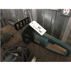 MAKITA UC 3500 ELECTRIC CHAIN SAW