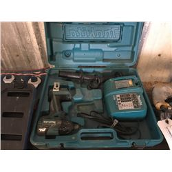 MAKITA PORTABLE DRILL WITH CHARGER
