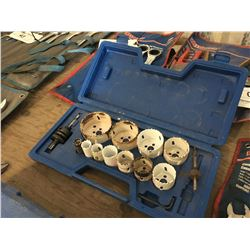 DRILL & HOLE SAW SETS