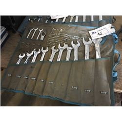 JET 14 PIECE COMBINATION WRENCH SET