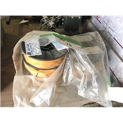 LOT OF WELDING WIRE