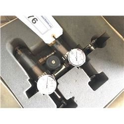IMPEO DOUBLE AIR GAUGES