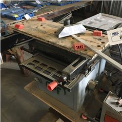 "TRADEMASTER 10"" TABLE SAW"