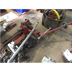 RIDGID CLAMP & PIPE CUTTER