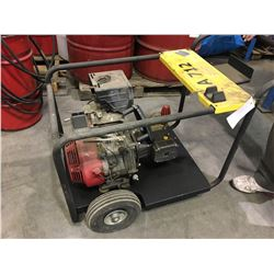 HONDA 11 HP GAS PRESSURE WASHER, PARTS ONLY