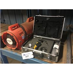 MANHOLE AIR TESTER KIT