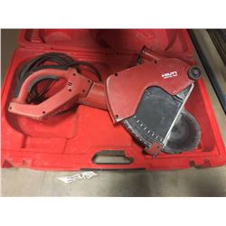 HILTI DCH230 ELECTRIC SAW