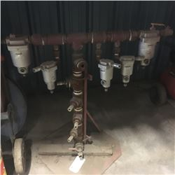 SEPARATOR STAND