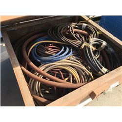 LOT OF ASSORTED HOSE
