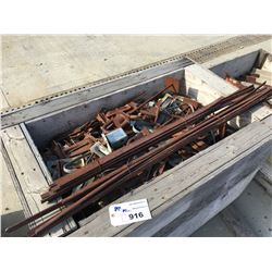 CRATE OF FORMING BRACKETS