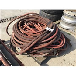 PALLET OF AIR HOSE