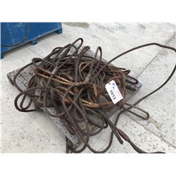 LOT OF WIRE SLINGS