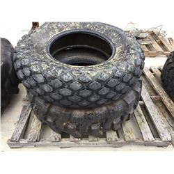 PAIR OF TIRES