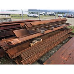 INVENTORY OF SHEET PILE, APPROX. 40 20' SHEETS, SOLD SUBJECT TO THE SALE OF LOT 701