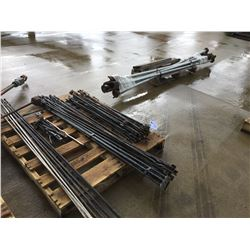 3 PALLETS OF CURB STOP RISERS