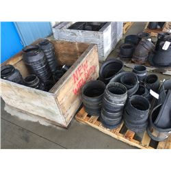 2 PALLETS OF FERNCO FITTINGS