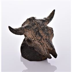Vic Lemmon, The Buffalo Bronze Southwest Sculpture