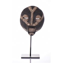 African Bwa Wood Mask, Burkina Faso.