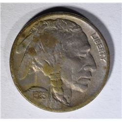 1923-S BUFFALO NICKEL, VF