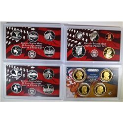 2007 Silver Proof Sets.
