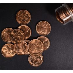 BU ROLL OF 1947 LINCOLN CENTS