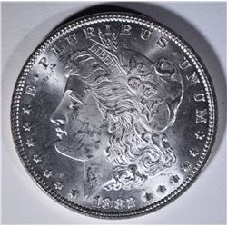 1882 MORGAN DOLLAR CHBU