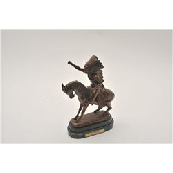 18CM-2 THE PROTEST BRONZE
