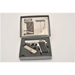 18CT-1 WALTHER PPK-S #S048093