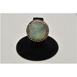 18RPS-1 INDIAN ROYALTY ANTIQUE RING