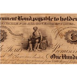 18CW-42 TEXAS BOND $100