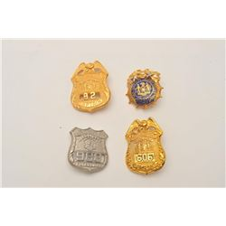 18DC-22A BADGE LOT