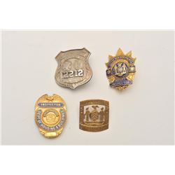 18DC-22B BADGE LOT