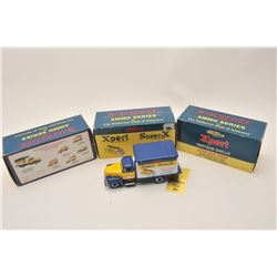 18CN-8 DIE CAST TRUCKS