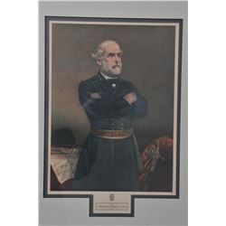 18EX-2 ROBERT E LEE PORTRAIT