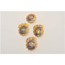 18DC-26B BADGE LOT
